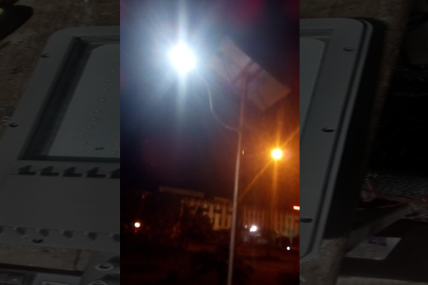 Led solar street lights in Chennai